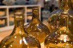 dekoracyjne szklane wazony